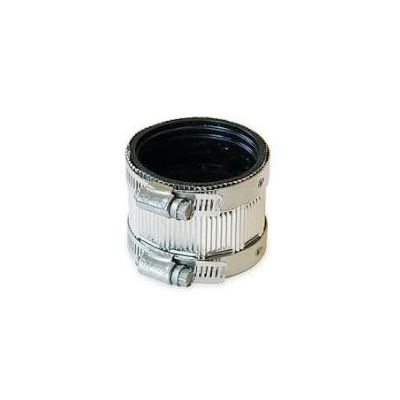 Mission C 150 C Lightweight Standard No Hub Coupling, 1-1/2 in, Cast Iron,  Domestic