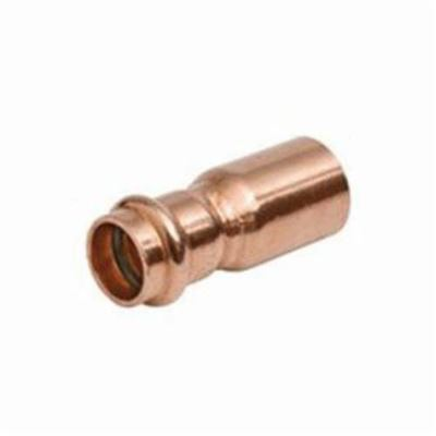 NIBCO® Press System® 900970PC PC600-2 Reducer, 3 x 2 in, Fitting x Press,  Wrot Copper, Domestic