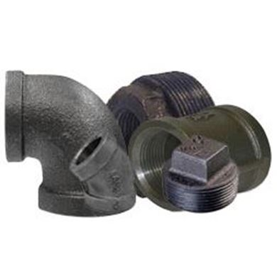 Picture for category Black Merchant Steel Pipe Fittings