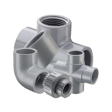 Picture for category CPVC Pipe Fittings
