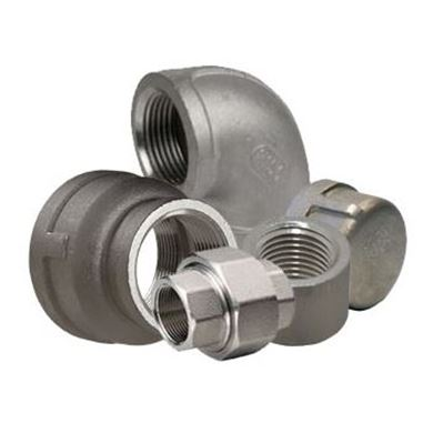Picture for category Stainless Steel Pipe Fittings