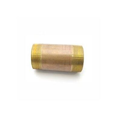 Picture for category Brass Standard Pipe Nipples - Schedule 40