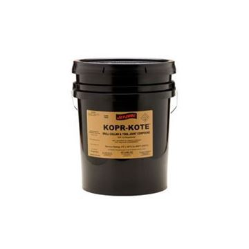 5 Gallon Jet-Lube Kopr-Kote® Oilfield Copper/Graphite Drill Collar and Tool Joint Compound