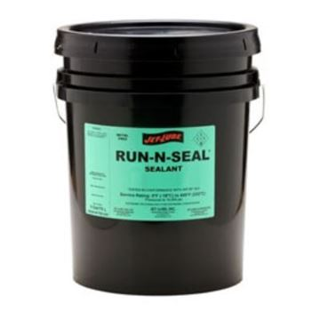 5 Gallon Jet-Lube Run-N-Seal® Extreme All-Weather Metal-Free Thread Sealant