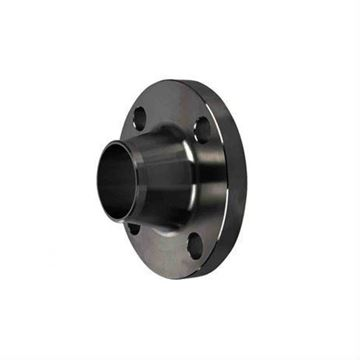 2 Inch Class 150 Flat Face Weld Neck Flange Standard Bore A105 Carbon Steel
