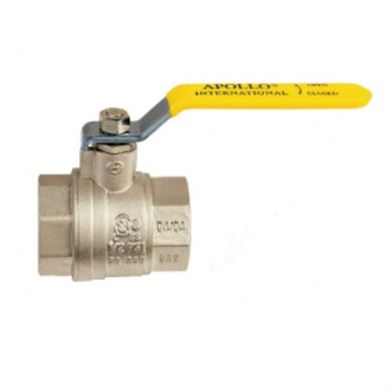 Picture for category Brass and Bronze Ball Valves