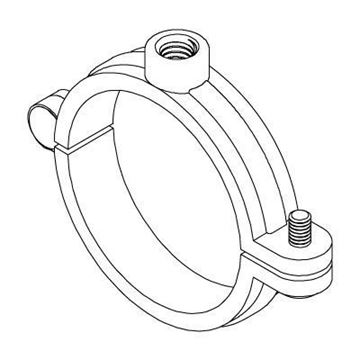 Picture of PHS 1/2 81RTE PLATED SPLIT RING HANGER