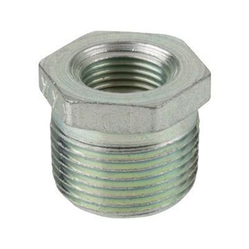 Picture of 1/2 X 1/8 GALVANIZED MERCH HEX BUSHING