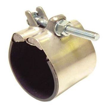 Picture of 1 1/4 X 6 PIPE REPAIR CLAMP FIG 91