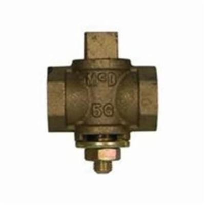3 4 10596 A Y Mcdonald Fh Brass Gas Cock 670755 30140 Bps Supply Group