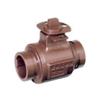 Picture of 3RS32GE BALON 3 750 DI GRV RP BALL VALVE