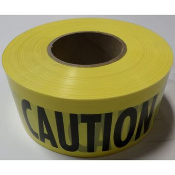 Picture of 3 X 1000 CAUTION YELLOW 272-77-1001
