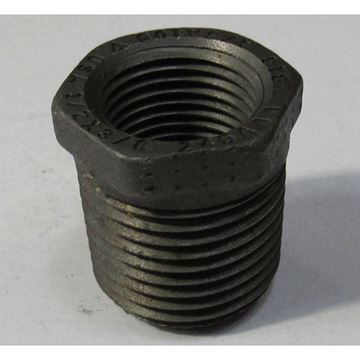 Picture of 1/2 X 3/8 FS A105 THD BUSHING
