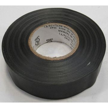 Picture of 3/4 BLACK ELECTRICAL TAPE 761-602