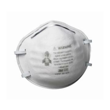 Picture of 3M DUST PARTICLE MASK 8200 142-8200