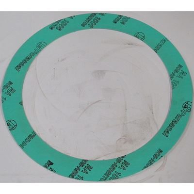 APG 13870RF062A1200FC C4324 Raised Face Ring Gasket, Recycled  Fiberglass/Aramid Blend/Non-Asbestos, 12 in Nominal, 16-1/8 in OD x 1/16 in  THK, 150 lb,