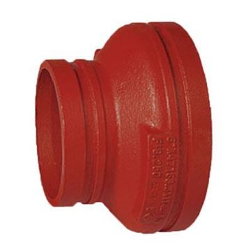 Picture of 4 X 2 GRINNELL 250 CONC RED 2504020S