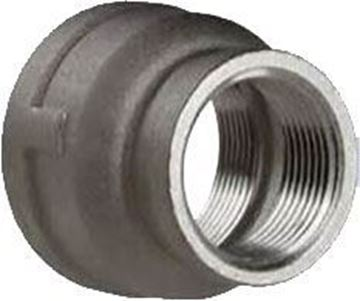 Picture of 2 1/2 X 3/4 STD BLACK BELL REDUCER