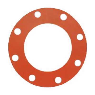 Picture of 12 150 FF 1/8 RED RUBBER GASKET AMEPAC 710