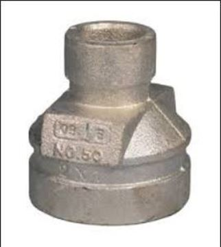 Picture of 2 1/2 X 2 GRV 50 CONC REDUCER GALVANIZED VICTAULIC