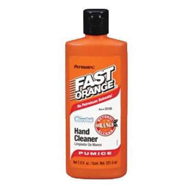 Picture of 7.5OZ FAST ORANGE HAND CLEANER 230-25108
