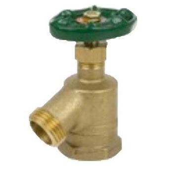 Picture of 3/4 BRASS BENT NOSE FAUCET VALVE SMITH COOPER 190170I
