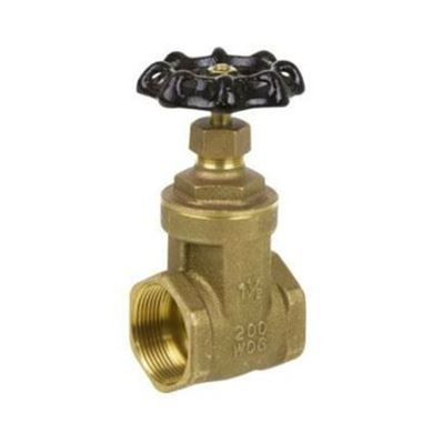 Picture for category Brass Gate Valves