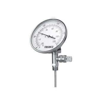 3 FACE 6 STEM 0-250 F&C ADJ ANGLE THERMOMETER B8360627