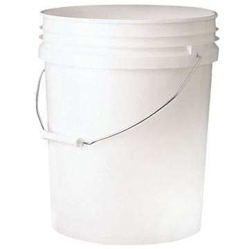 Picture of 5 GAL PLASTIC BUCKET