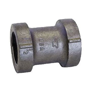 Picture of 1-1/2X1-1/4 CI TEE 2520808073 CITE15112420