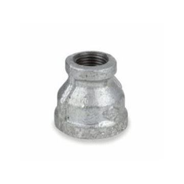 Picture of 1 X 3/4 STD GALVANIZED BELL RED DOM