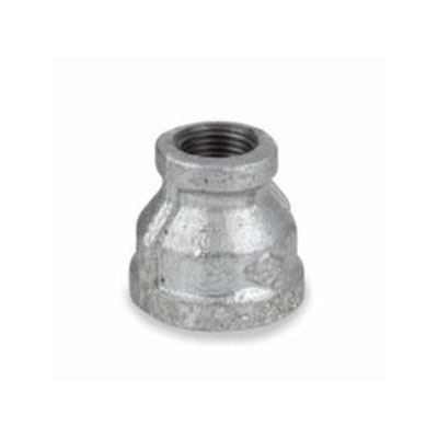 Picture of 3 X 1 1/2 STD GALVANIZED BELL RED DOM