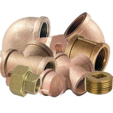Picture for category Brass Pipe Fittings