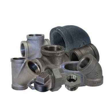 Picture for category Black Malleable Pipe Fittings