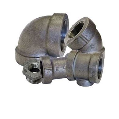 Picture for category Cast Iron Pipe Fittings