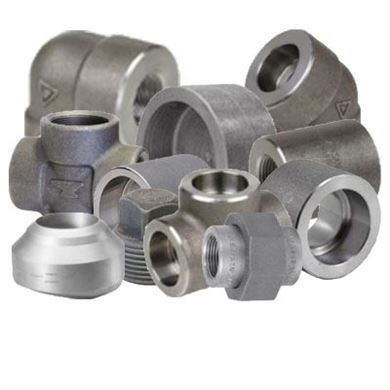 Picture for category Forged Steel Pipe Fittings