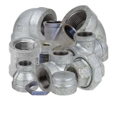 Picture for category Galvanized Pipe Fittings