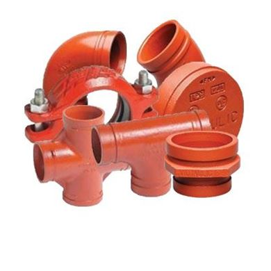 Picture for category Grooved Pipe Fittings