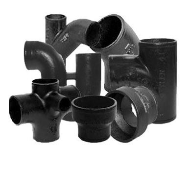 Picture for category No Hub Pipe Fittings
