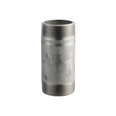 Picture for category 304 Stainless Steel Pipe Nipples - Schedule 80