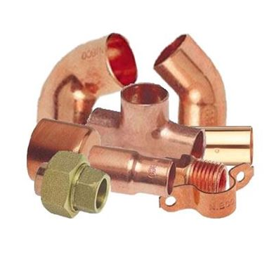 Picture for category Copper Fittings