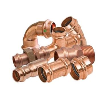 Picture for category Copper Press Fittings