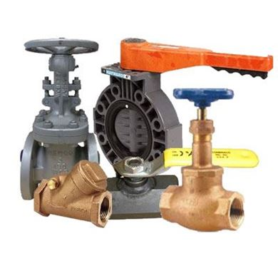 Picture for category Valves & Actuators