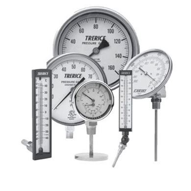 Picture for category Gauges & Thermometers
