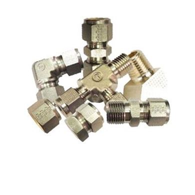Picture for category Brass Tube Fittings