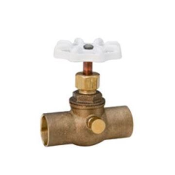 Picture of NIBCO 3/4 726-CL CXC STOP&WASTE VALVE 039923 26830