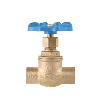Picture of NIBCO 1/2 725-CL CXC STOP VALVE 039923 26690