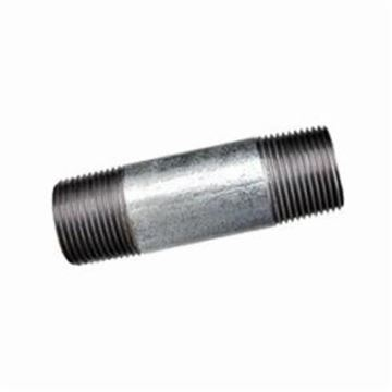 Galvanized Steel Pipe Nipples - Schedule 40 | BPS Supply Group