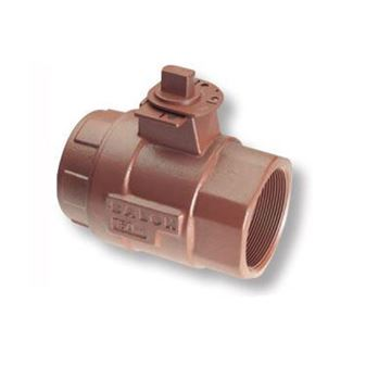 Picture of 2 BALON 2FS32NSEUNI 750 FP BALL VALVE THD NACE FREEZE RESISTANT