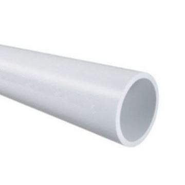 Picture of 8 S40 PVC PIPE PLAIN END